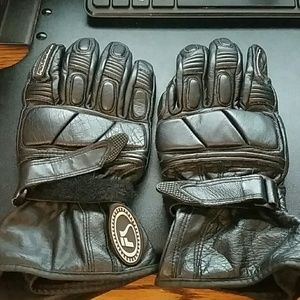Field Shear leather Riding Gloves  sz M